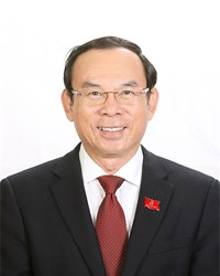 Nguyen Van Nen | Member of the Political Bureau in the 13th tenure;  Secretary of the Party Central Committee in the 12th tenure; Member of the  Party Central Committee in the 11th