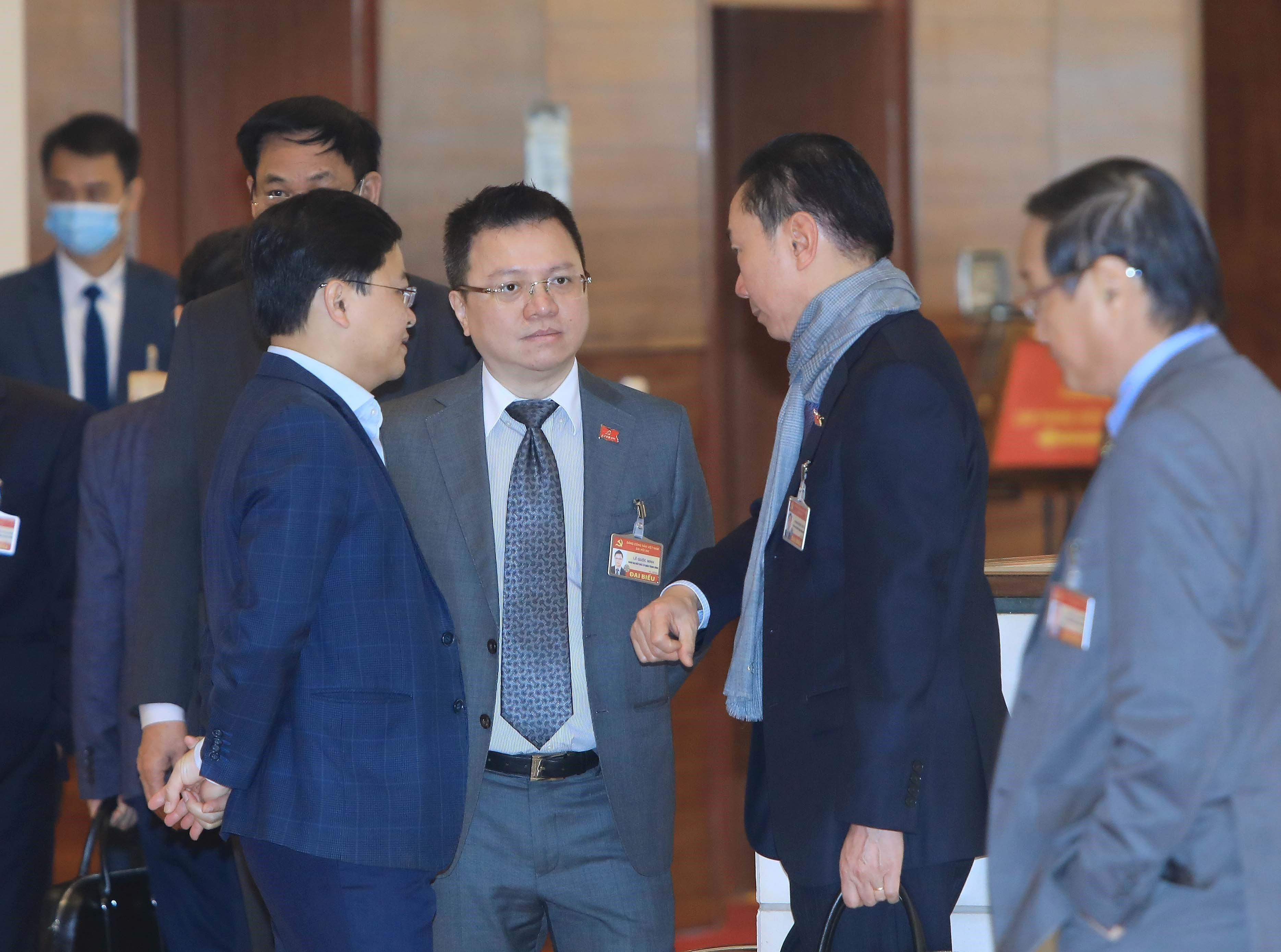 National Party Congress continue discussions on personnel work hinh anh 8