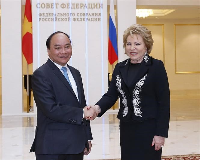 70th anniversary of Vietnam-Russia diplomatic ties hinh anh 8