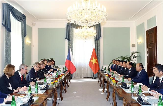 Vietnam, Czech Republic mark 70 years of diplomatic ties hinh anh 10