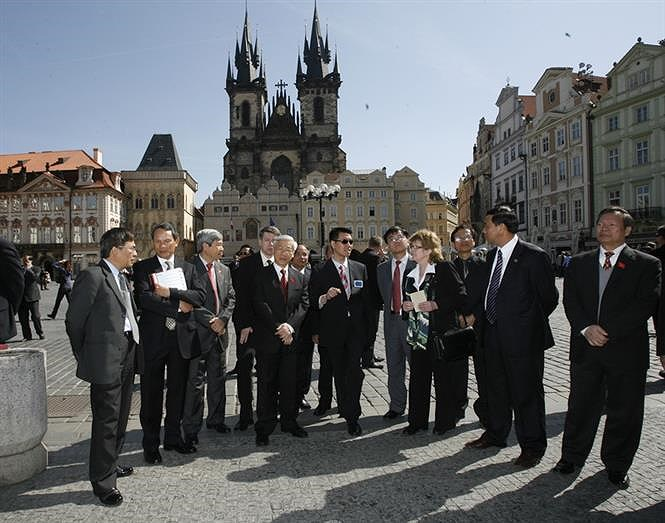 Vietnam, Czech Republic mark 70 years of diplomatic ties hinh anh 11