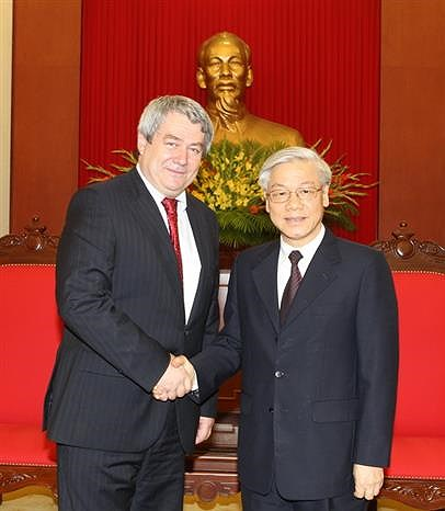 Vietnam, Czech Republic mark 70 years of diplomatic ties hinh anh 12