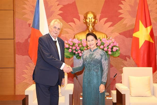 Vietnam, Czech Republic mark 70 years of diplomatic ties hinh anh 13