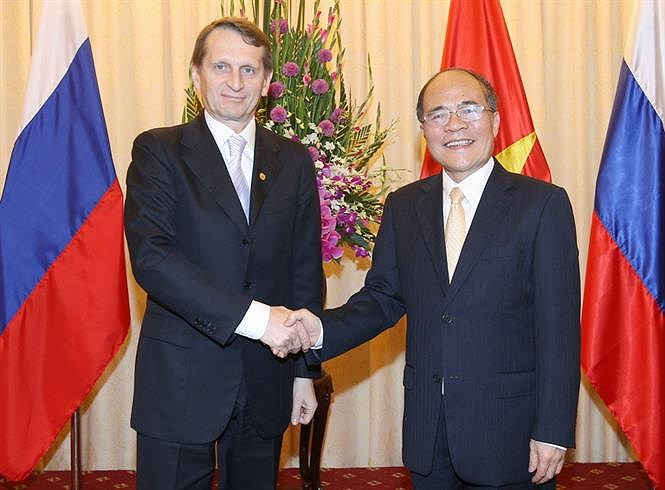 70th anniversary of Vietnam-Russia diplomatic ties hinh anh 4