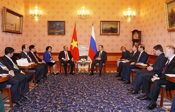 70th anniversary of Vietnam-Russia diplomatic ties hinh anh 7