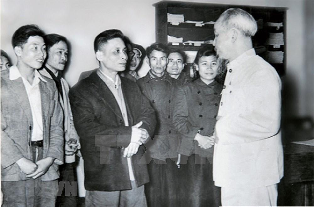 President Ho Chi Minh – founder of Vietnam's Revolutionary Press hinh anh 8