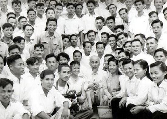 President Ho Chi Minh – founder of Vietnam's Revolutionary Press hinh anh 9
