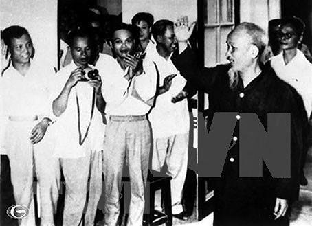President Ho Chi Minh – founder of Vietnam's Revolutionary Press hinh anh 10
