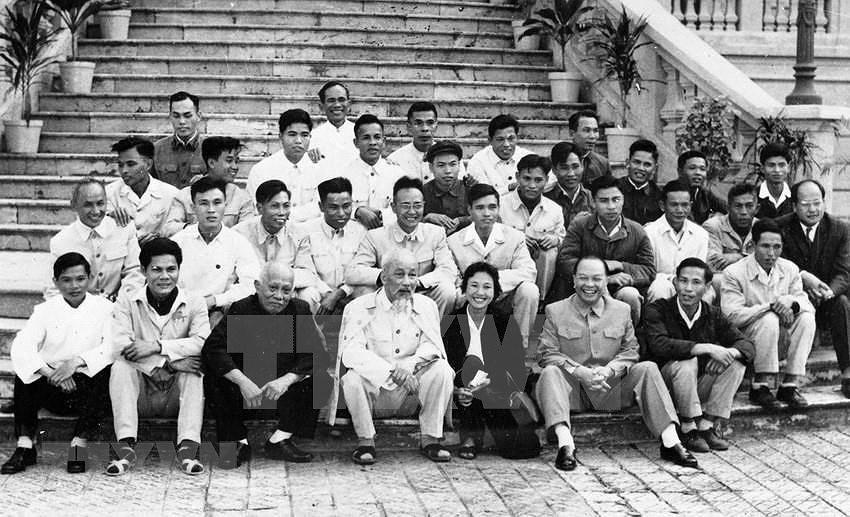 President Ho Chi Minh – founder of Vietnam's Revolutionary Press hinh anh 13