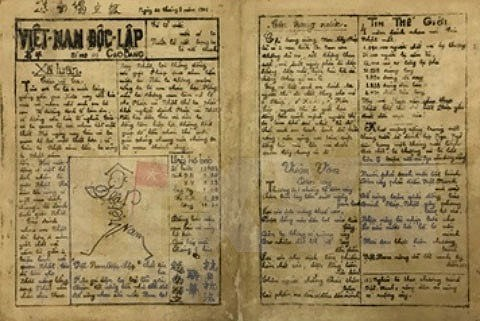 President Ho Chi Minh – founder of Vietnam's Revolutionary Press hinh anh 3
