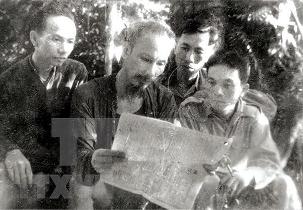 President Ho Chi Minh – founder of Vietnam's Revolutionary Press hinh anh 4