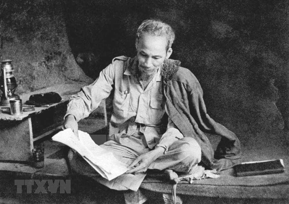President Ho Chi Minh – founder of Vietnam's Revolutionary Press hinh anh 6