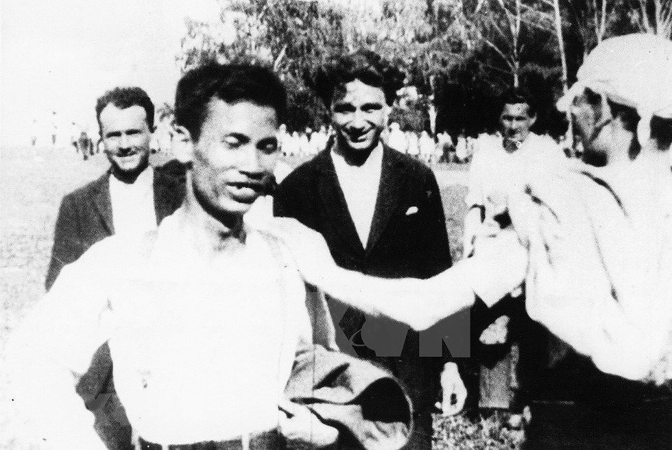 President Ho Chi Minh: From Nha Rong Wharf to historic Ba Dinh Square hinh anh 11