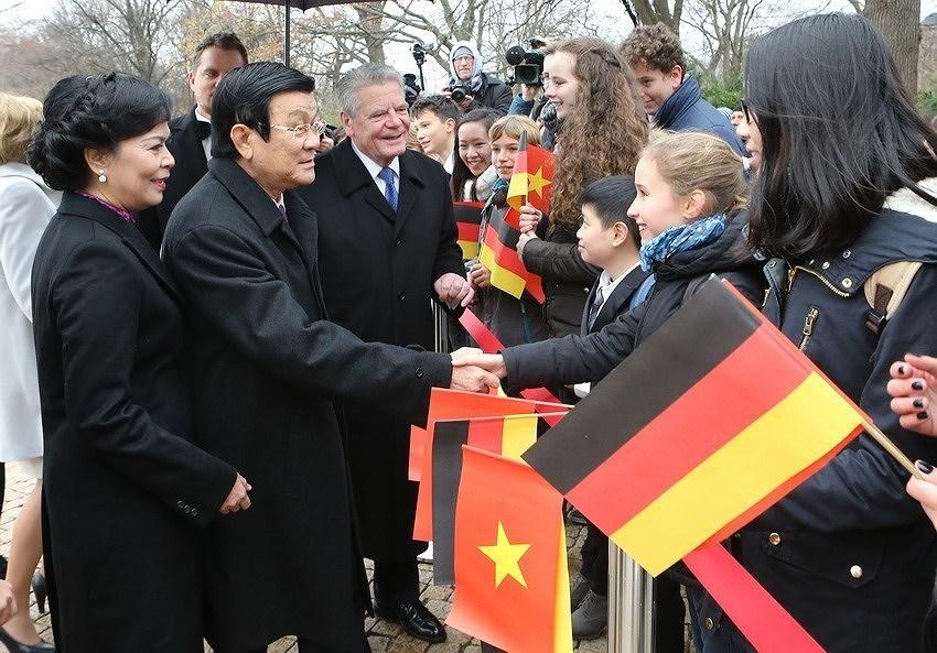 Vietnam, Germany boost strategic partnership hinh anh 6
