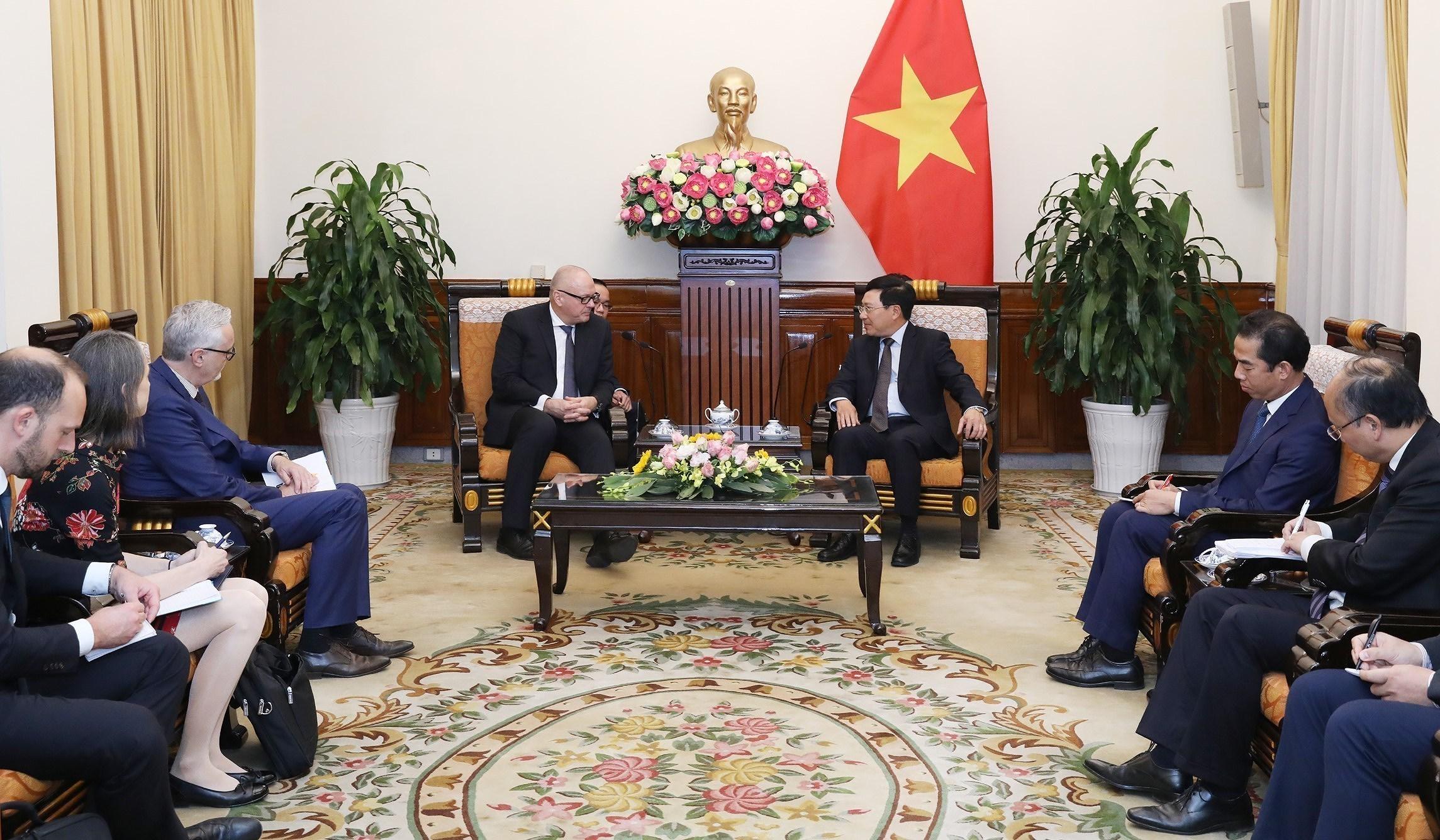 Vietnam, Germany boost strategic partnership hinh anh 12