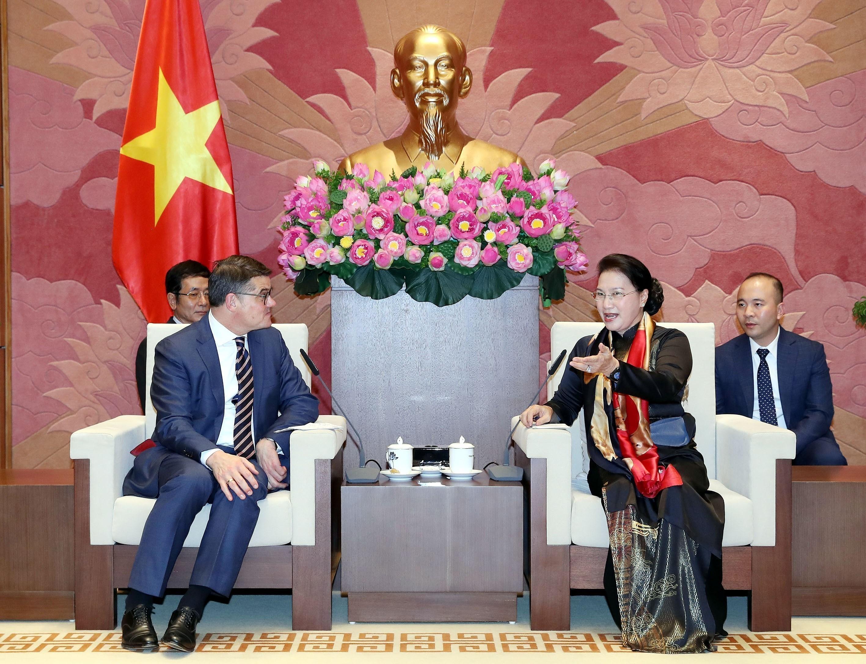 Vietnam, Germany boost strategic partnership hinh anh 15