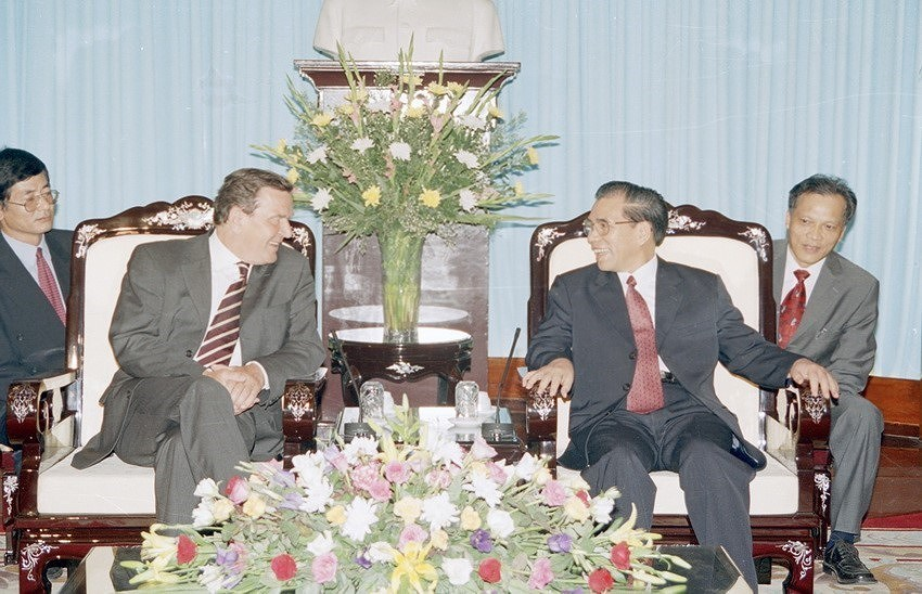 Vietnam, Germany boost strategic partnership hinh anh 2