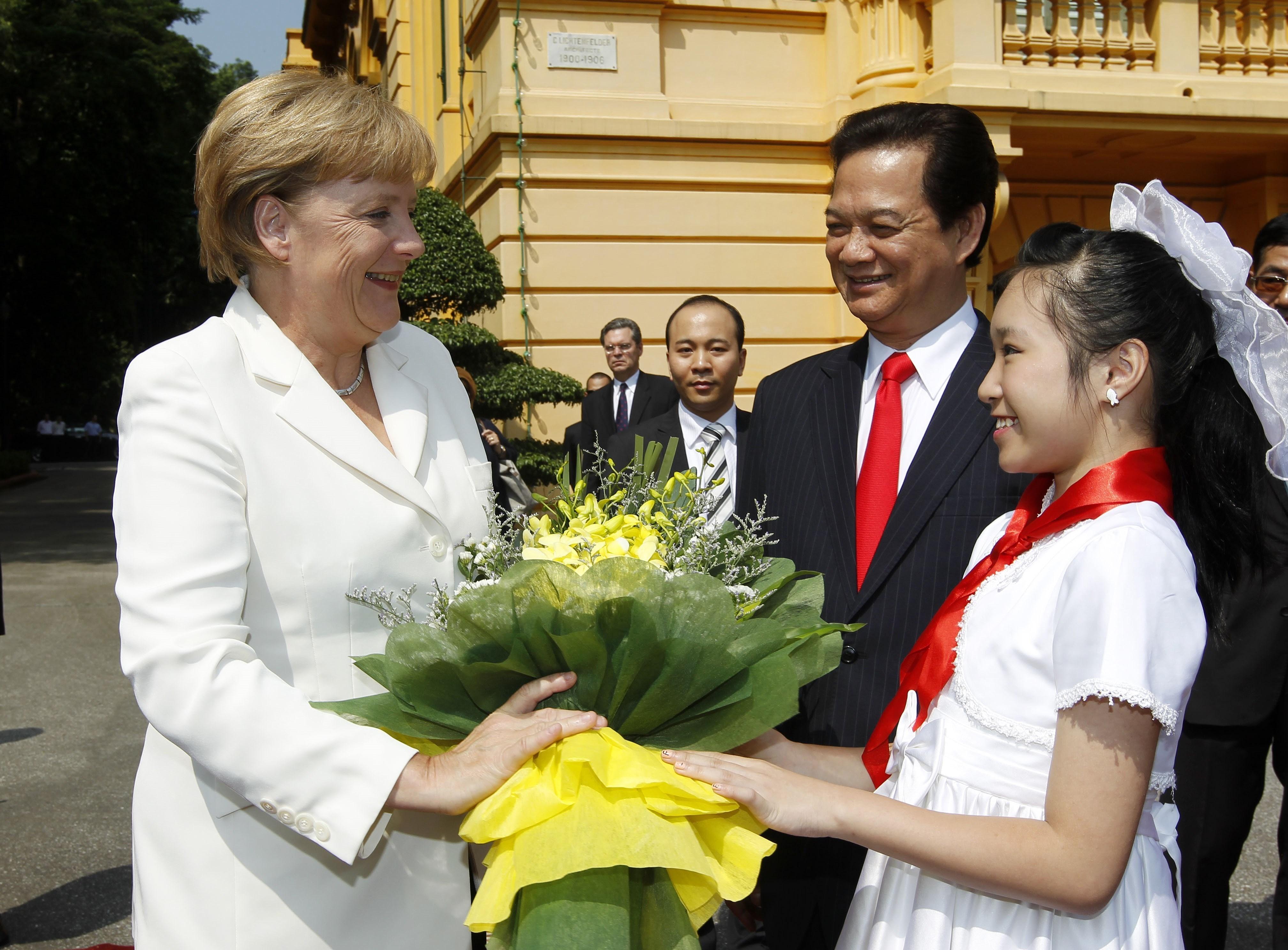 Vietnam, Germany boost strategic partnership hinh anh 3