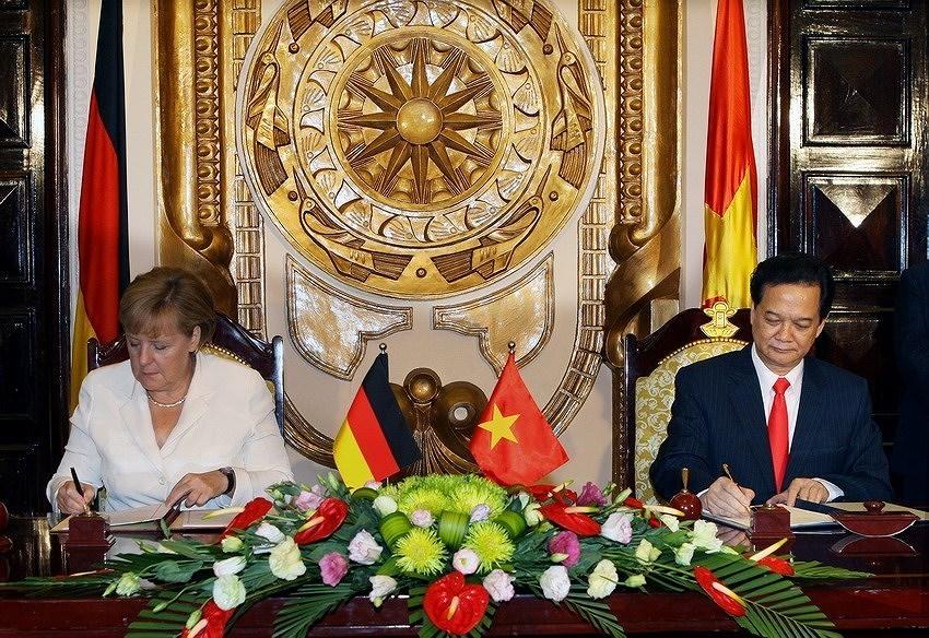 Vietnam, Germany boost strategic partnership hinh anh 4