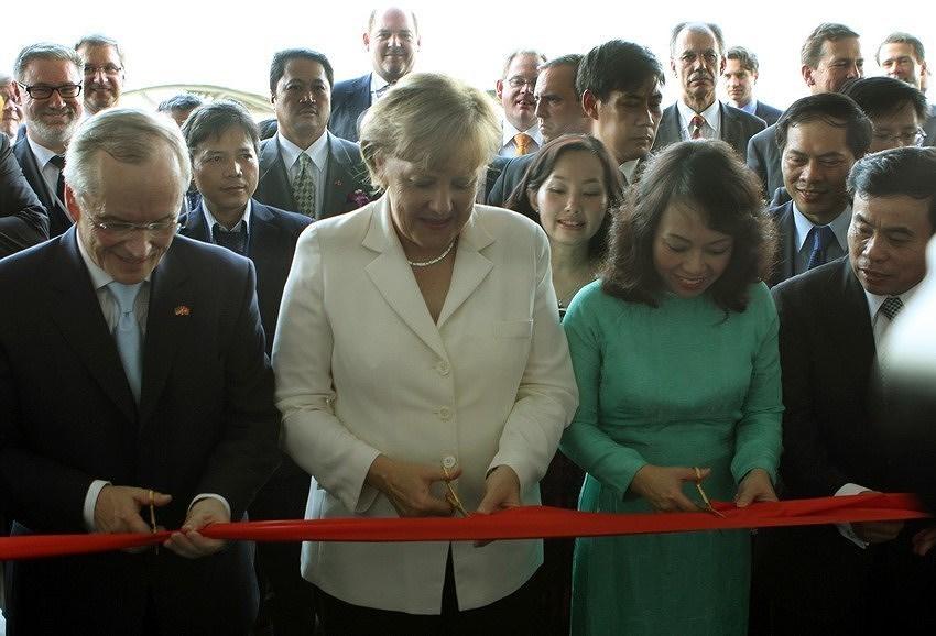 Vietnam, Germany boost strategic partnership hinh anh 5