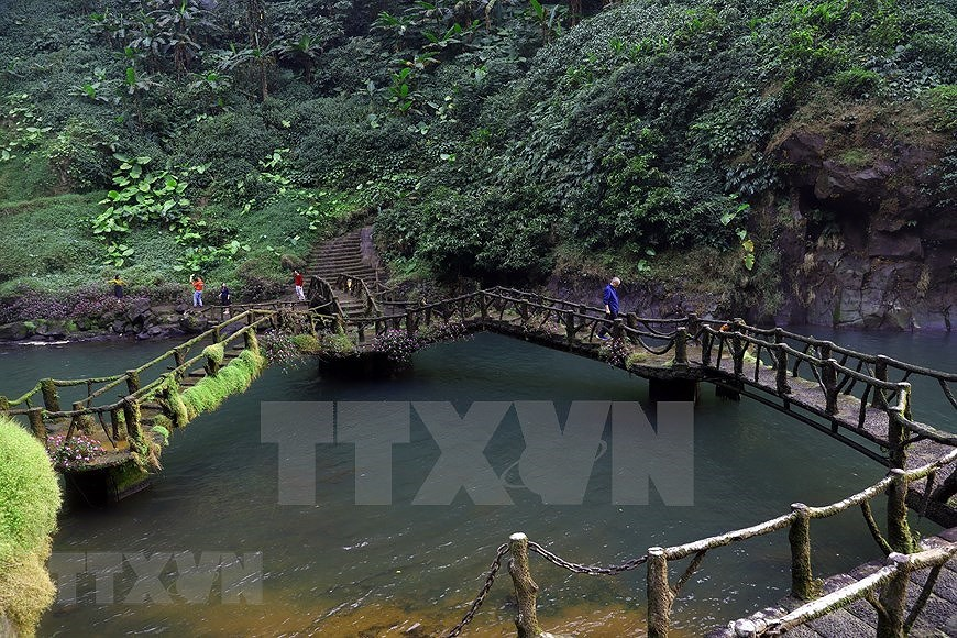 Dambri Waterfall - Central Highlands' majestic beauty hinh anh 3