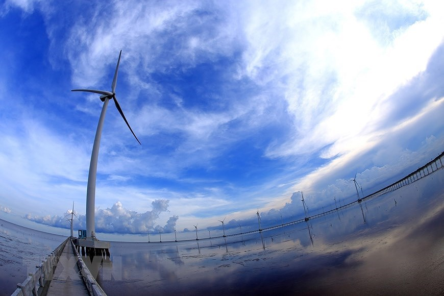 Vietnam among top three leading Asia-Pacific nations in renewable energy shift hinh anh 10