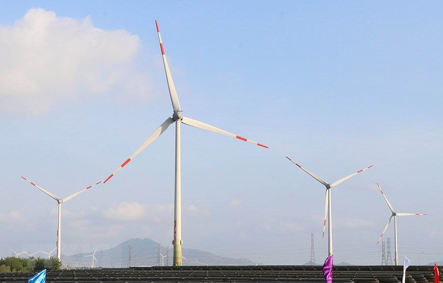 Vietnam among top three leading Asia-Pacific nations in renewable energy shift hinh anh 1