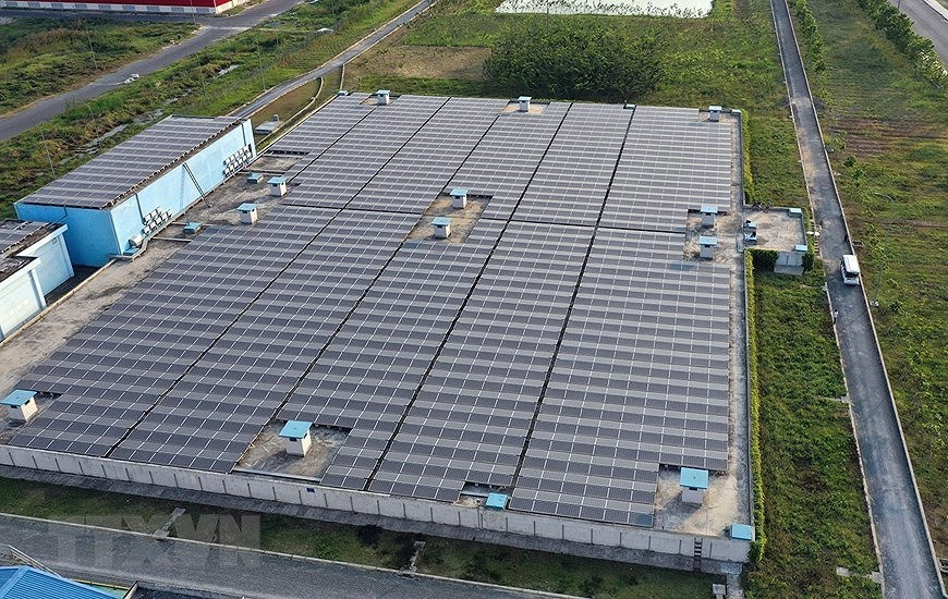 Vietnam among top three leading Asia-Pacific nations in renewable energy shift hinh anh 7
