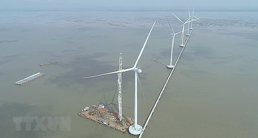 Vietnam among top three leading Asia-Pacific nations in renewable energy shift hinh anh 8