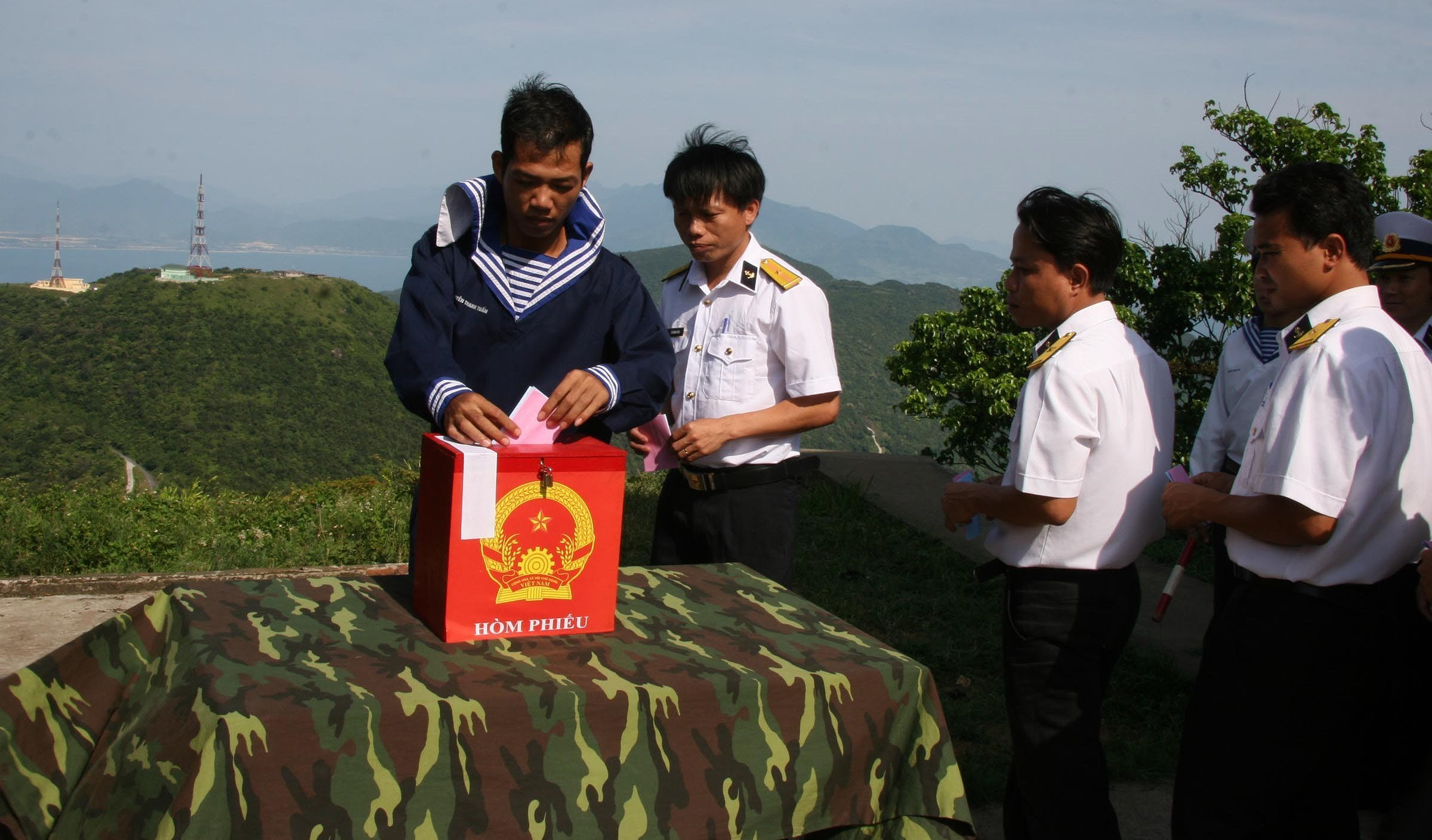 Election Day – festive day of all people hinh anh 10