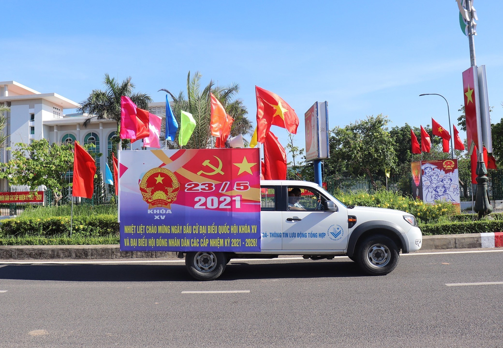 Vietnam ready for election day hinh anh 10
