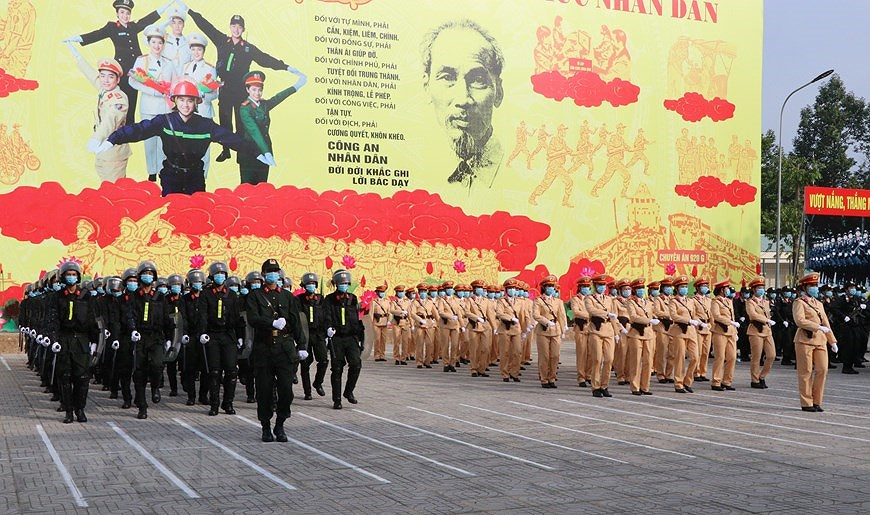 Vietnam ready for election day hinh anh 3