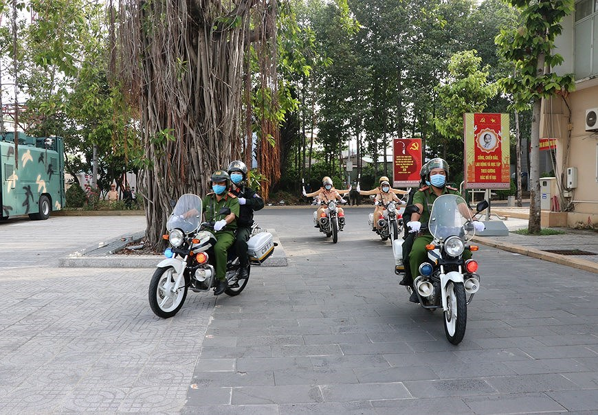 Vietnam ready for election day hinh anh 4