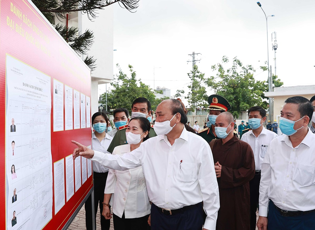 Absolute safety ensured for upcoming general elections hinh anh 4