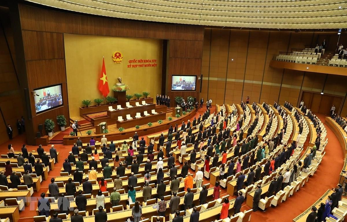 14th National Assembly leaves imprints of bold reforms hinh anh 1