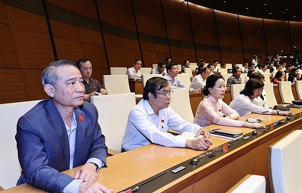 14th National Assembly leaves imprints of bold reforms hinh anh 2