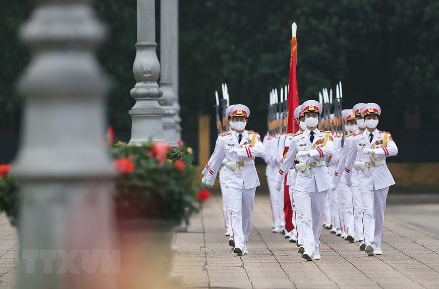 National Reunification Day celebrated across Vietnam hinh anh 2