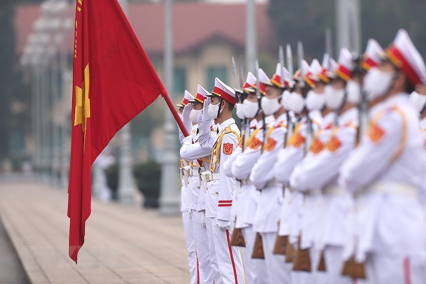 National Reunification Day celebrated across Vietnam hinh anh 4