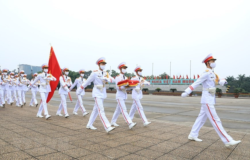 National Reunification Day celebrated across Vietnam hinh anh 5