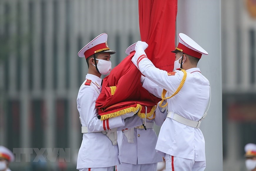 National Reunification Day celebrated across Vietnam hinh anh 9