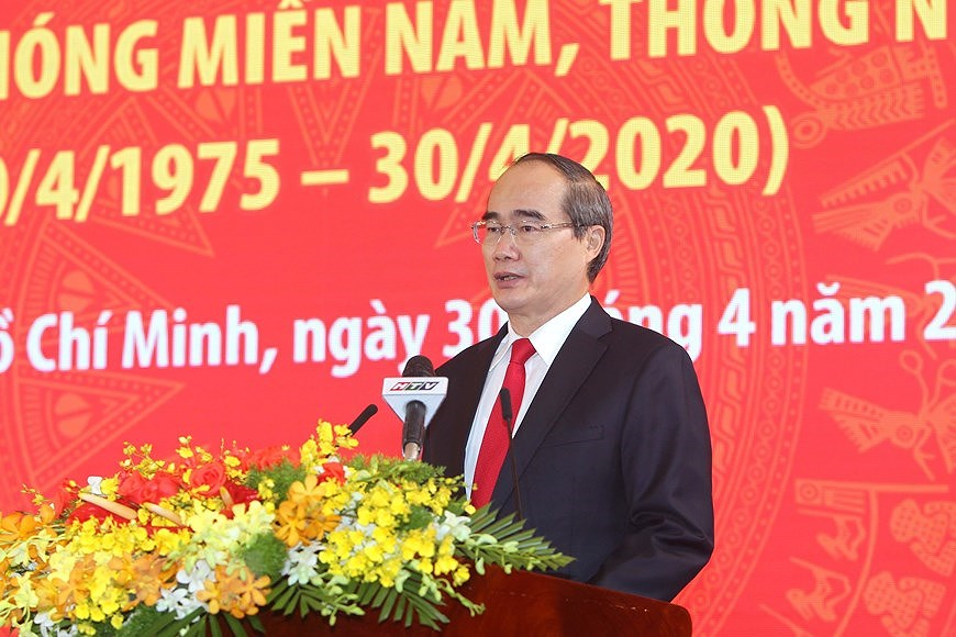 National Reunification Day celebrated across Vietnam hinh anh 15