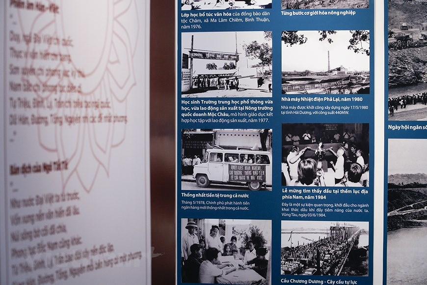 Special exhibition on Vietnam's development path hinh anh 8