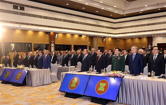 37th ASEAN Summit and Related Summits wrap up hinh anh 2