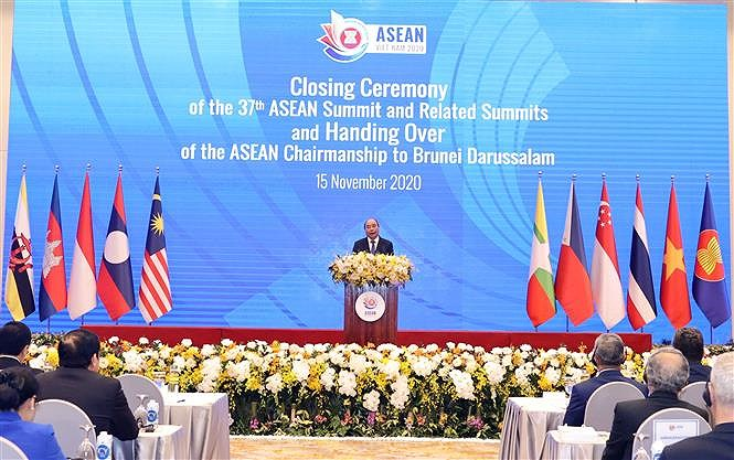 37th ASEAN Summit and Related Summits wrap up hinh anh 4