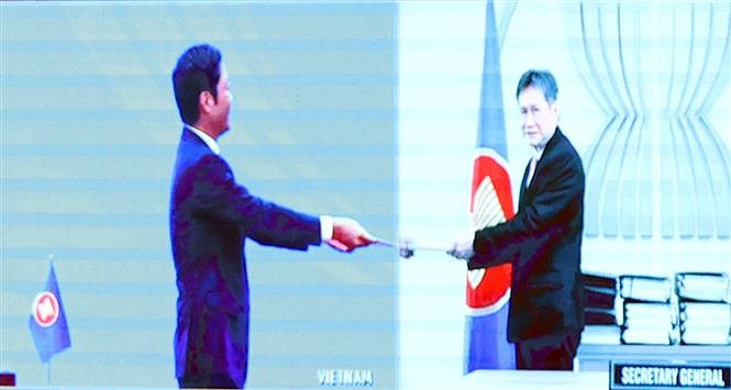 ASEAN 2020: Signing Ceremony for Regional Comprehensive Economic Partnership hinh anh 6