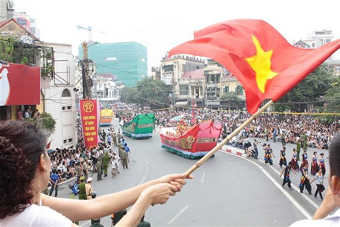 10th Party Congress: Utilising all resources, bringing Vietnam out of underdeveloped status hinh anh 11