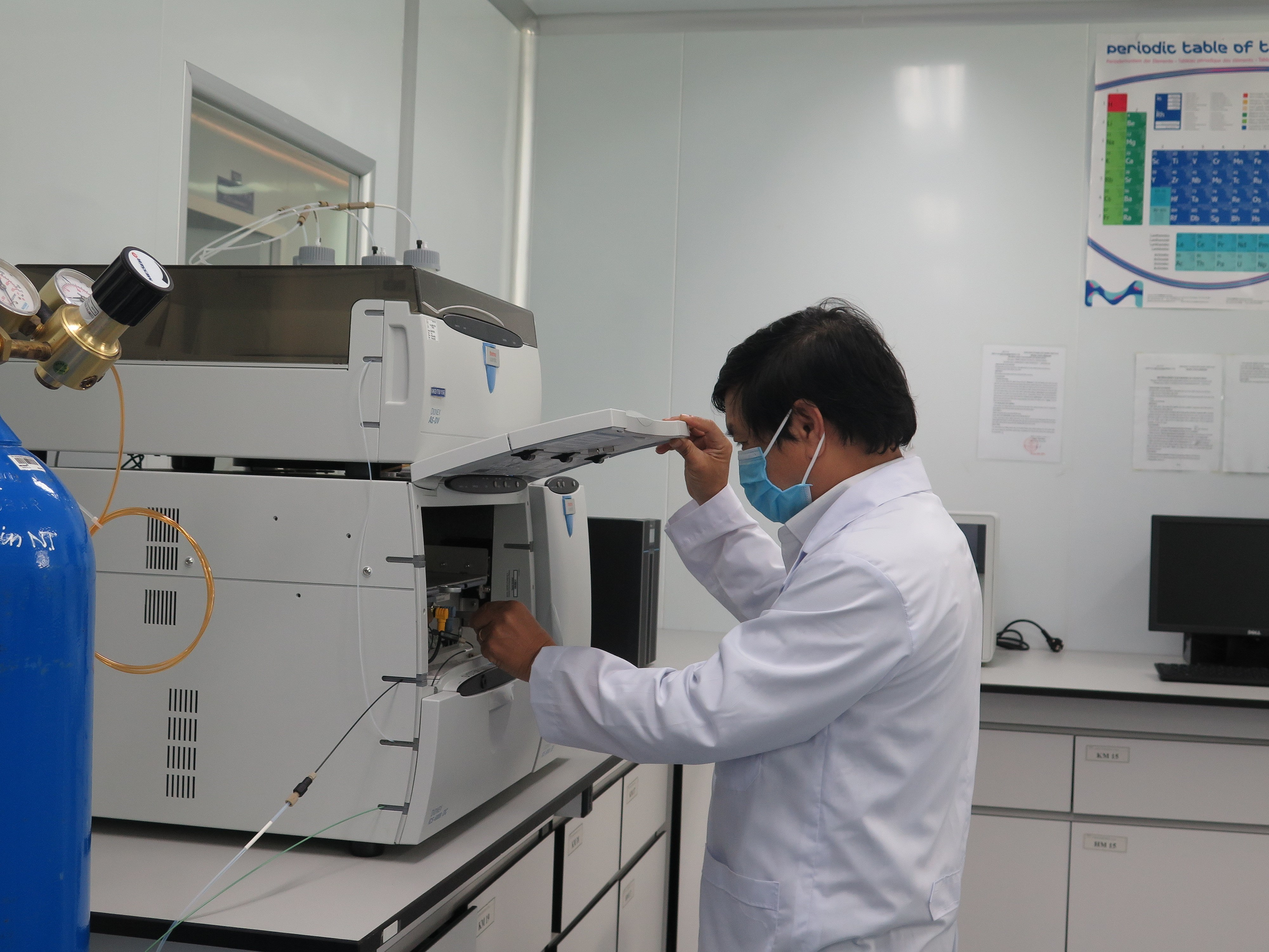 Production of Made-in-Vietnam COVID-19 vaccine Covivac hinh anh 4