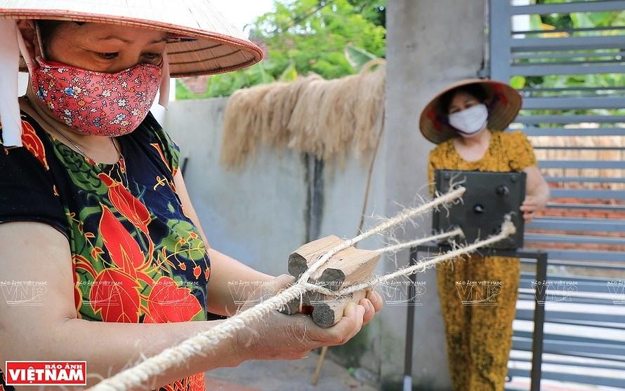 Vietnamese banana fibers reach out to world market hinh anh 5