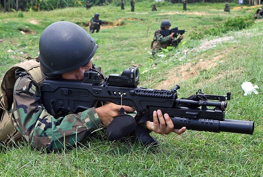Building elite, modern Vietnam People's Navy hinh anh 12