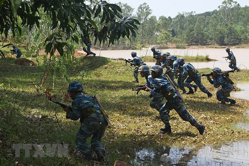 Building elite, modern Vietnam People's Navy hinh anh 13